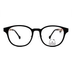 K-DESIGN | LINE FRIENDS◆百搭威靈頓框-霧黑/暗紅滿愛(熊大銀鑄)