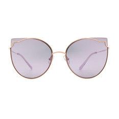 HORIEN 曼妙女伶鑲邊貓眼設計款♦新貴紫