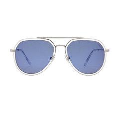 HORIEN 紳士飛官套圈設計款♦銀透藍