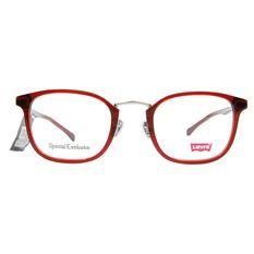 LEVI'S Special Exclusive-粗框 質感火狐紅
