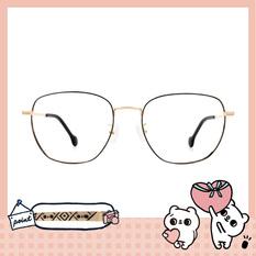 songsongmeow19 × 愛的對望多邊框 甜橙金
