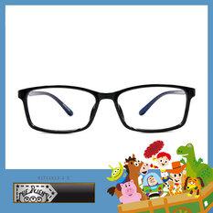 Toy Story × 三眼怪粗方框 經典簡約 ◆ 天際黑