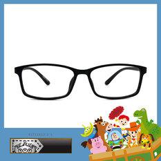 Toy Story × 三眼怪粗方框 經典簡約 ◆ 魅力黑
