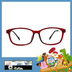 Toy Story × 三眼怪粗方框 繽紛世界 ◆ 氣質紅