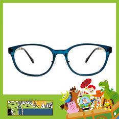 Toy Story × 三眼怪粗方框 一起玩耍 ◆ 貓眼綠