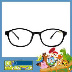 Toy Story × 三眼怪橢圓粗框 感謝有你 ◆ 亮眼黑