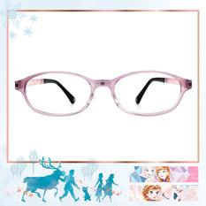 Frozen Ⅱ ★暖心魅力公主ANNA   椭圓框▼魔力紫