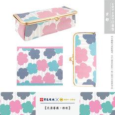 【售完補貨中】SOU.SOU l 花漾薔薇×粉彩