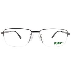 PUMA l 自我極限 眉型長方框 l 鐵灰/玳帽