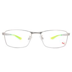 PUMA l 內斂卓越 長方框 l 銀/螢光綠