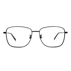 CHARMANT  雅緻紋雕大方框 ▏知性黑