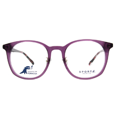 SPORT b.│深邃渲染造型貓眼框★韻律紫