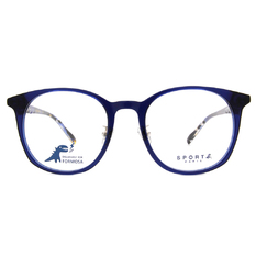 SPORT b.│深邃渲染造型貓眼框★活力藍