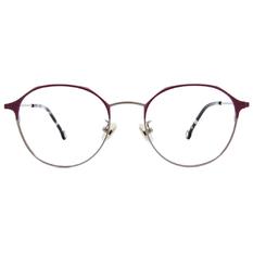 K-DESIGN KREATE l 廣告款 l 經典復古眉架圓框🎨 魅惑紫