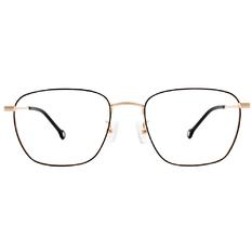 K-DESIGN KREATE 個性俐落方框眼鏡🎨 金/霧黑