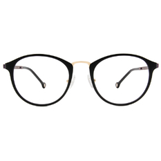 K-DESIGN KREATE 俏皮風眼鏡格微貓眼框眼鏡🎨 神秘紫綠