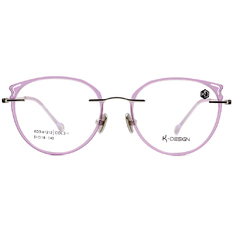 K-DESIGN KREATE 彩漾玩美無邊套圈框🎨 棉花糖紫/白