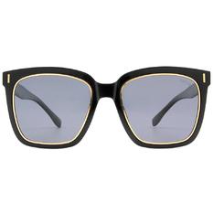 HORIEN 時尚酷炫大方框 ☀ 百搭黑