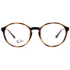 Ray Ban 雷朋│個性時尚 圓框眼鏡 森墨綠