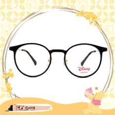 Disney-粉萌季 l 春日の邦妮兔 圓框眼鏡 霧黑金