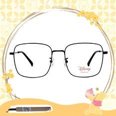 Disney-粉萌季 l 桑普的異想世界 大方框眼鏡 霧黑色