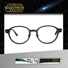 Star Wars:Falcon千年鷹號 波士頓框眼鏡︱透黑