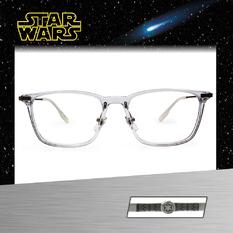 Star Wars:銀河帝國國徽 長方框眼鏡︱透明