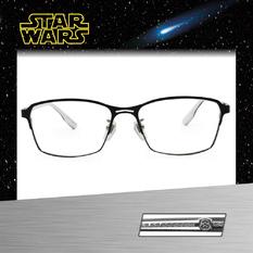 Star Wars:風暴兵突襲 雙樑長方框眼鏡︱石黑/白