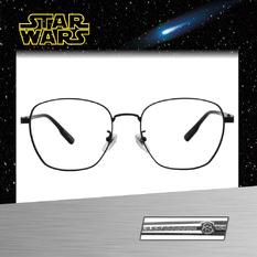 Star Wars:風暴兵突襲 威靈頓框眼鏡︱霧黑/黑