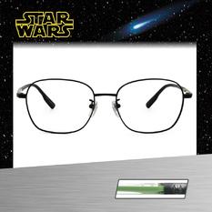 Star Wars:JEDI ORDER徽章 威靈頓框眼鏡︱亮黑