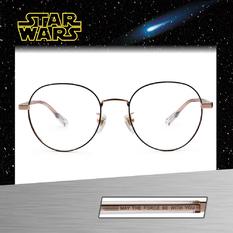 Star Wars:原力 波士頓框眼鏡︱黑金