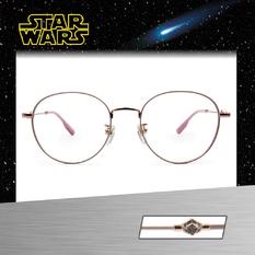 Star Wars:莉亞公主 圓框眼鏡︱粉紅