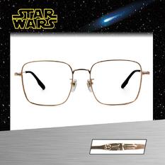 Star Wars:X-WING X翼戰機 方框眼鏡︱仿金