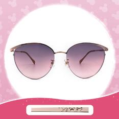 Disney 史迪奇│夏威夷派對 貓框墨鏡 寶貝粉 (大框款)