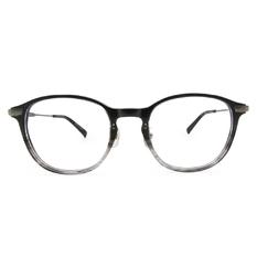 Selecta 時尚粗版威靈頓框眼鏡 石墨灰