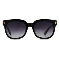 BOLON 米蘭時尚秀T標方圓框✦時髦黑