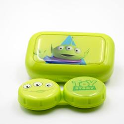 隱形眼鏡保存盒-玩具總動員系列—三眼怪款
