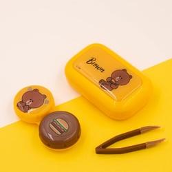 LINE FRIENDS | 隱形眼鏡保存盒❤熊大❤