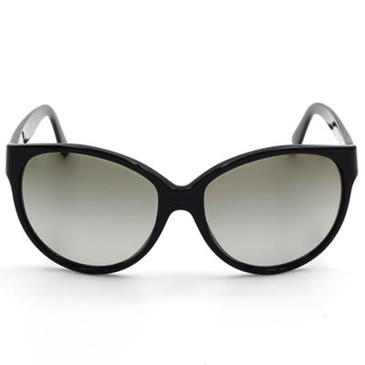BURBERRY 時尚潮版全框墨鏡   黑(BE4088-300111)
