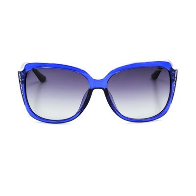 HORIEN 幸運草晶彩斑馬紋大框 星空藍 (N6308-P10)