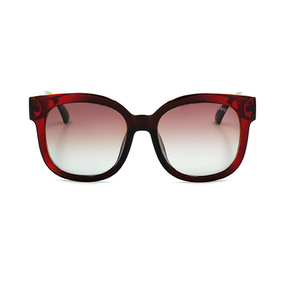 HORIEN 韓潮粗框墨鏡 流行款墨鏡 紅綠雙色 (N6216-P07)