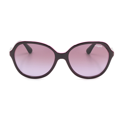Vogue 精緻水鑽鑲邊  葡萄紫 (VO2916SB-23218H)