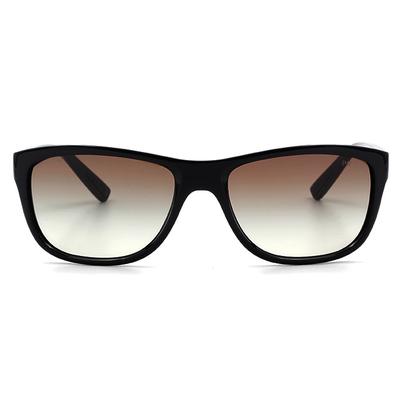 PRADA Linea Rossa 義式極簡時尚經典款墨鏡 爵士黑 (PS05PS-1AB0A7)