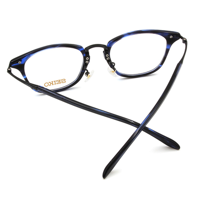 SEIKO 知性の鈦-錐菱多角 ▏岸槍藍