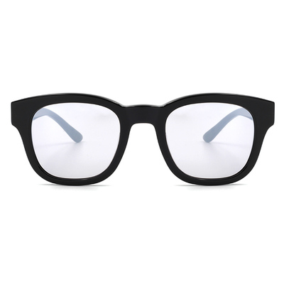 agnès b. 經典箭頭 絢亮款墨鏡 ▏黑(20008-C01)
