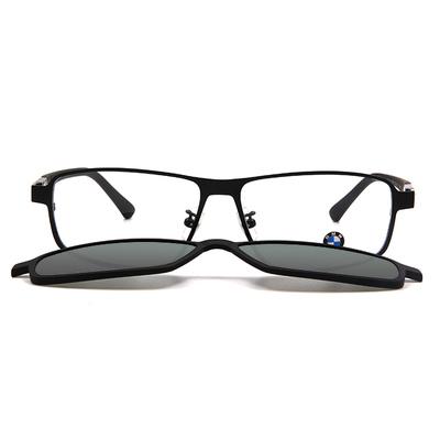 BMW 偏光前掛式太陽鏡 敏銳 ▏霧黑