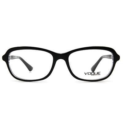 VOGUE 維繫的情感眼鏡香鑽 ▏亮黑