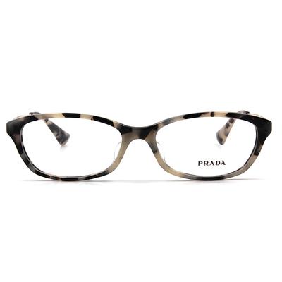PRADA  經典義式淑女感眼鏡 ▏玳瑁駝