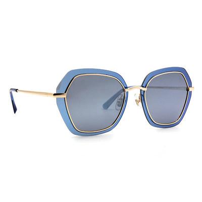 Helen Keller 威尼斯水都多邊款墨鏡 都會藍