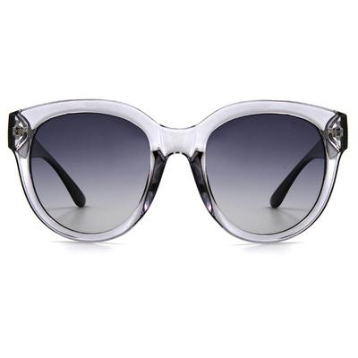 HORIEN 熱帶海洋潮粗框墨鏡 款墨鏡│透灰黑